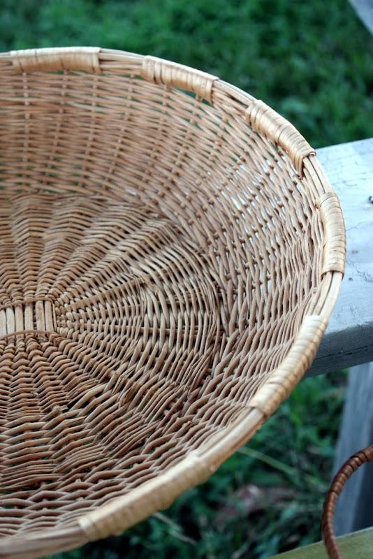 Basket Weaving Hobby Lobby : Sweet something designs updating baskets