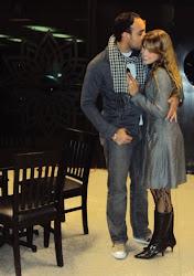 Ed.Fernando e Elizângela Paula