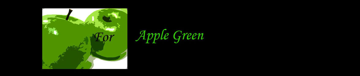 For Apple Green