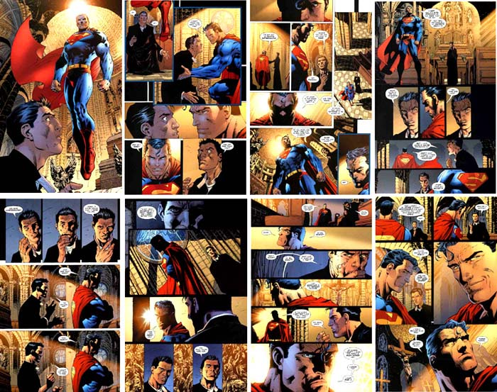 Superman Comic Pictures