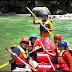 Petualangan Banten Backpacker dalam Rafting Ciberang