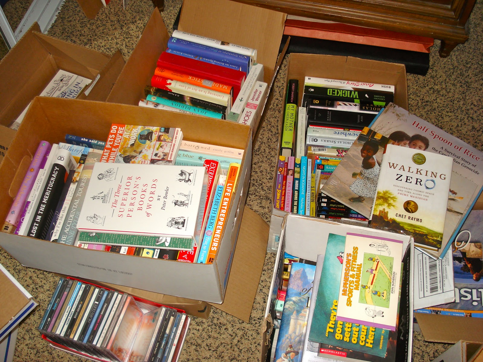 Write On's Holiday Book Drive Is Underway!