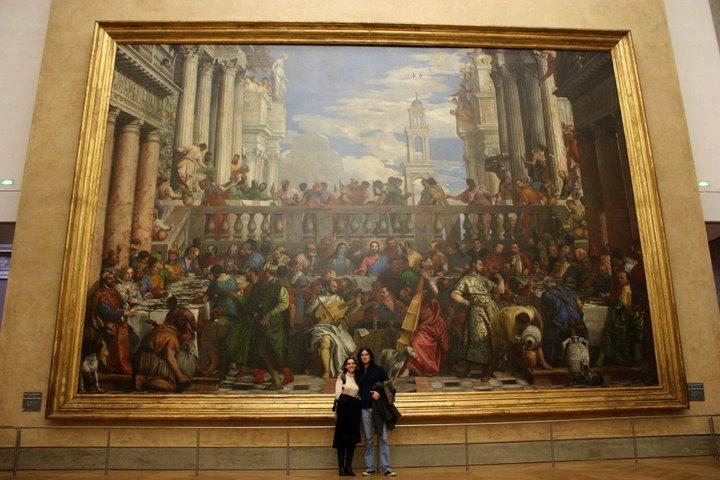 Novo quadro atribuído a Leonardo da Vinci exposto em Londres Bodas%2Bde%2Bcana,%2Blouvre