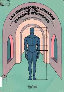 PANERO - ZELINIK - Las Dimensiones Humanas en los Espacios Interiores