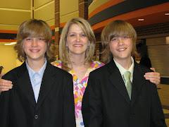 Justin, Lisa & Ryan