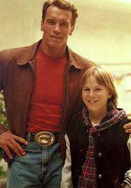 Arnold Schwarzenegger Movie Kid Ticket