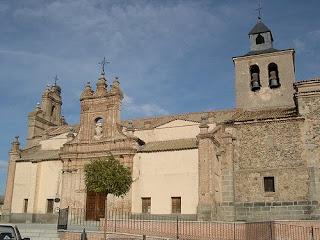 Iglesia de Adanero