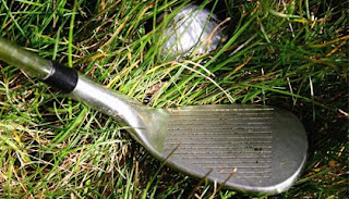 Un wedge de golf