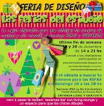 ULTIMO FIN DE SEMANA   el sábado 19 y el domingo 20 de diciembre de 14 a 21 hs