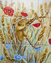 Pintura em azulejo / Hand Painted Tiles