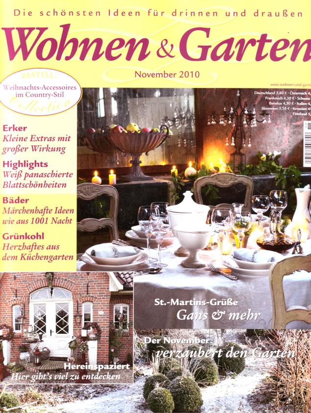 Zeitschrift Garten Und Wohnen zeitschrift wohnen und garten wohnen und garten haus garten zeitschriften bestellen