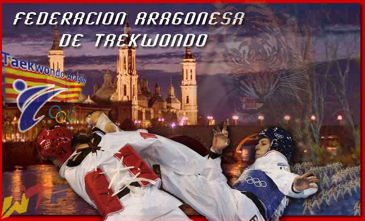 Taekwondo Aragón.