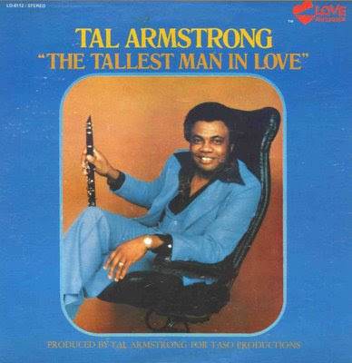 TAL ARMSTRONG . THE TALLEST MAN IN LOVE / 1980
