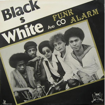 Black White & Co / 1980 / funk alarm