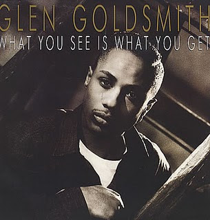 Glen Goldsmith - What You See Is What You Get  1988