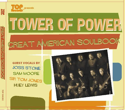 tower of power - Great American Soulbook 2009