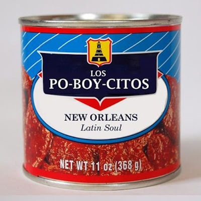 Los Po-Boy-Citos - New Orleans Latin Soul (2008)