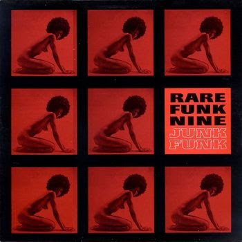 VA - Rare Funk 9 - Junk Funk (1996)