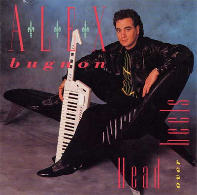 Alex Bugnon - Head Over Heels  1990