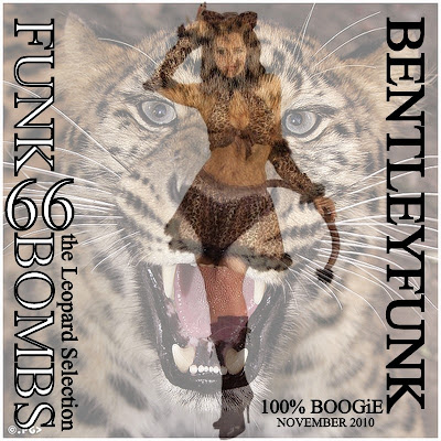 FUNK BOMBS 66  BY BENTLEYFUNK / leopard selection