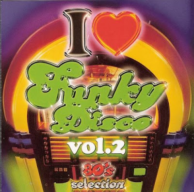 VA - I Love Funky Disco Vol. 2 (2CD) 2006