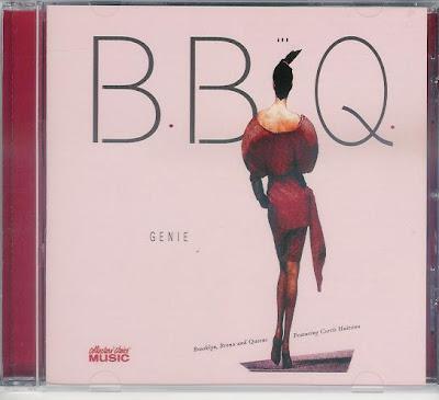 BB & Q Band - Genie (1985)   CD 2008