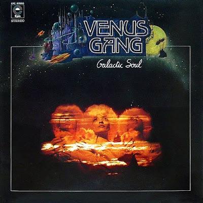 Venus Gang - Galactic Soul (1978)