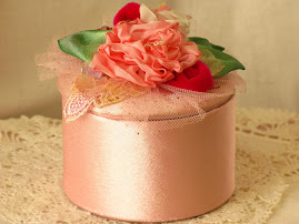 tiny satin box