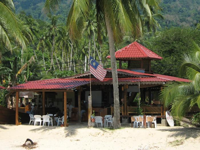 Santai Bistro Restaurant Juara Village Tioman