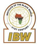 Institute of the Black World 21st Century