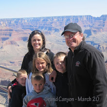 Grand Canyon - First Day of Spring 2010