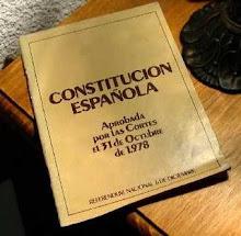 CONSTITUCION DEL REINO DE ESPAÑA