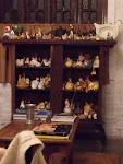 Minha coleção de galinhas
