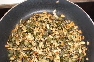 canela semillas