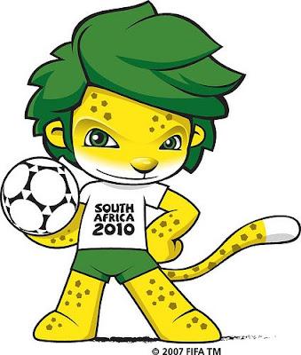 FIFA World Cup South Africa 2010 Zakumi