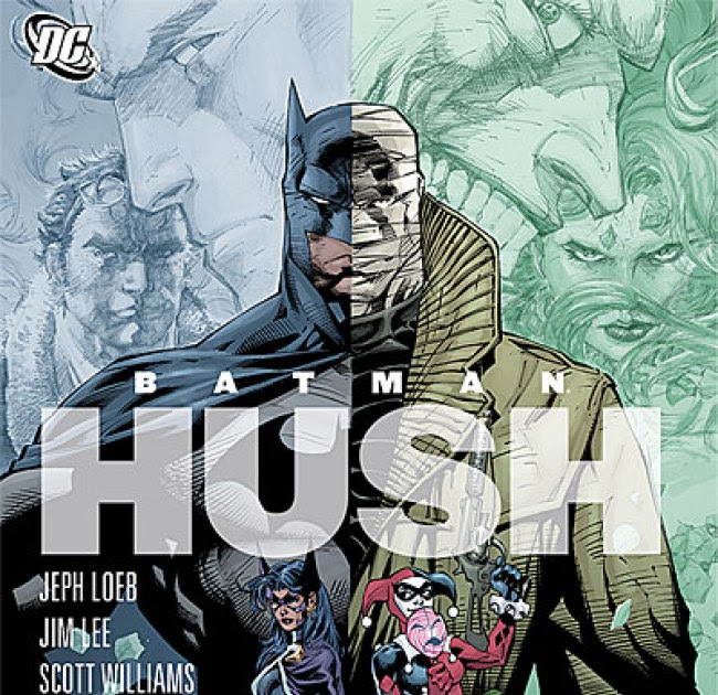The Hat Rack Jeph Loeb Batman Hush