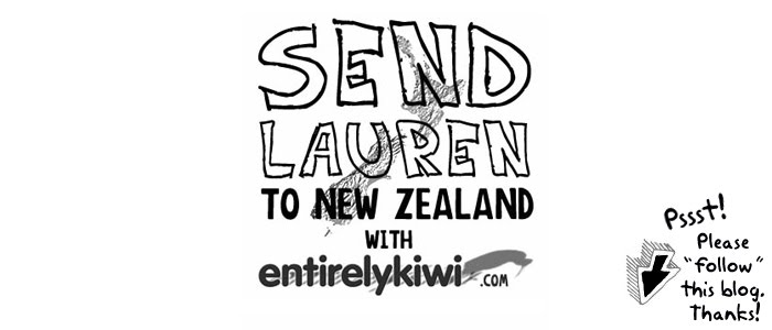 Entirely World Famous - Send Lauren!