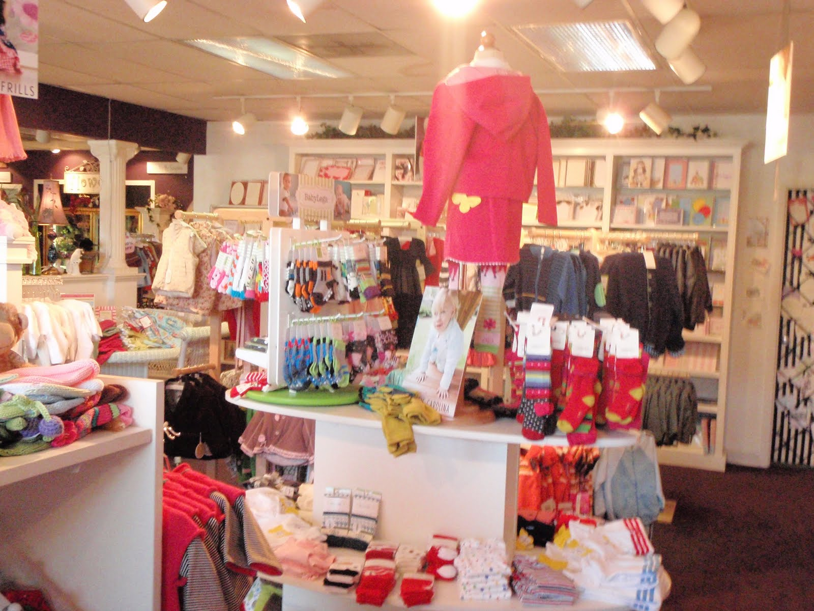 Baby Clothes Boutique