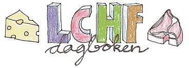 LCHF-DAGBOKEN