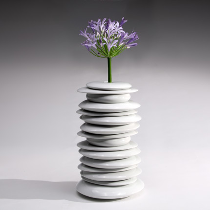 Hula Hoop Vase By Cristiana Giopato Home In World