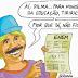 Tiririca não quer ser Deputado, Ele quer ser ministro da educação