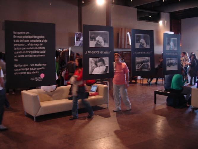 EXPOSICION FOTOGRAFIA 2008- ROSARIO