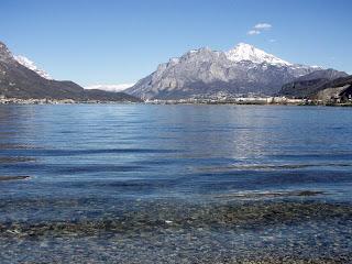 Grignetta vista dal Lago di Garlate
