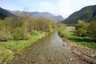 Torrente Pioverna, Valsassina