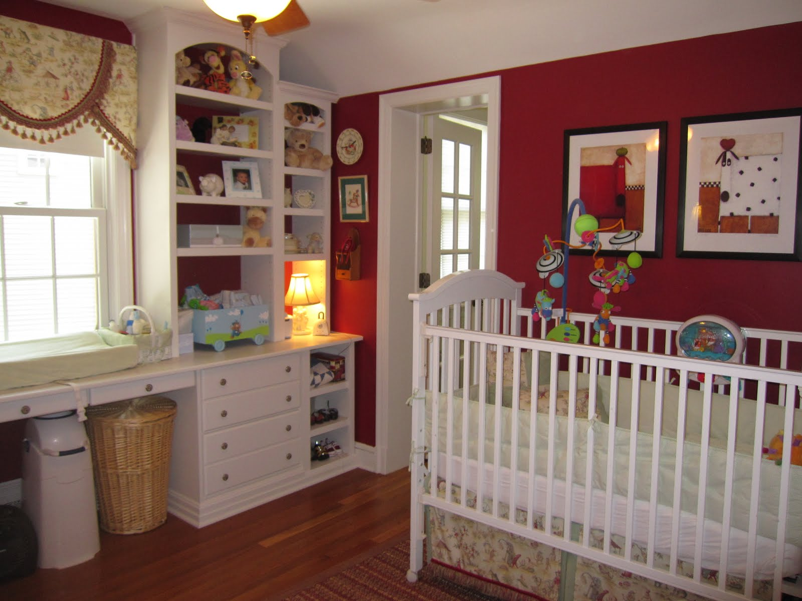 HOUSEography: It\'s all in the Details: The Nursery Part 2
