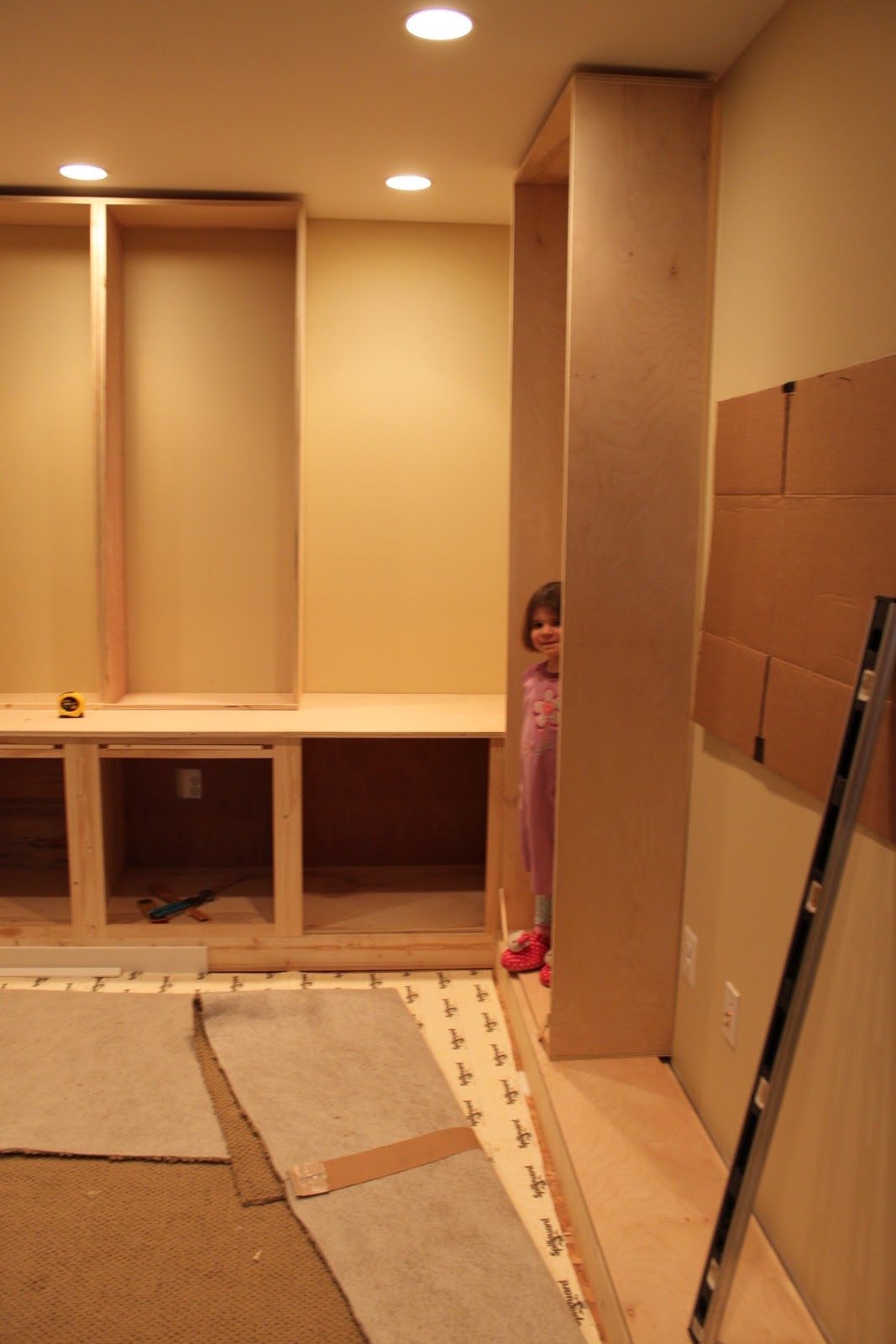 Houseography Built In Bookcases Update 3