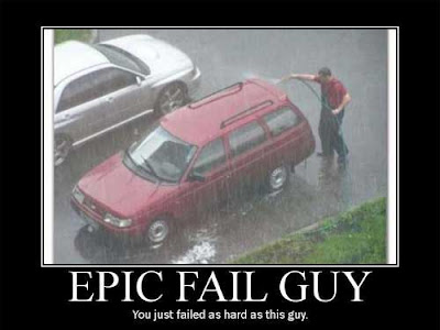 A bunch of really funny fails