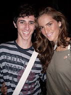 Adal and Izabel Goulart
