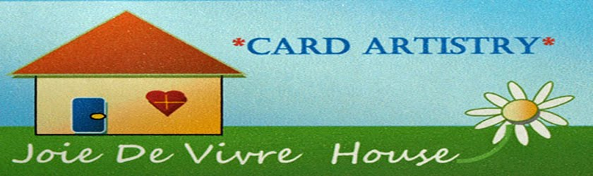 JdV House *Card ARTistry*