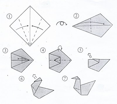 origami bird history archives berverlycar 28 images